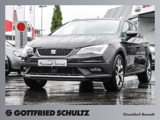 seat leon 2 0 tdi 184 ps x perience leder klima. Black Bedroom Furniture Sets. Home Design Ideas